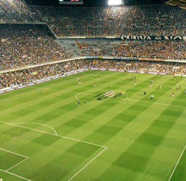 Aprende como ver un partido de fútbol en directo